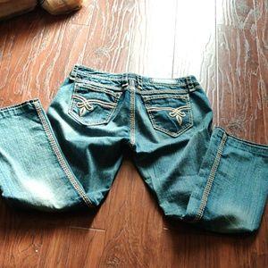 Rock Republic Blue Jeans